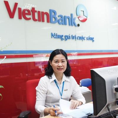 Chị Lê Ngân Giang – Ngân hàng Vietinbank, Hoàn Kiếm, Hà Nội