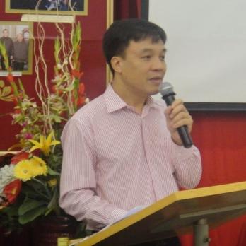 Anh Võ Tứ Cường – nhà thuốc An Đức, La Khê, Hà Đông, Hà Nội.